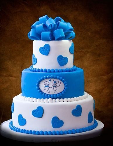 предлагаем данном торт с синей мастикой заговор напиток